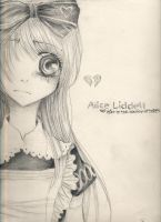 Alice Liddell by Wishinghoshi
