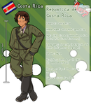 Costa Rica's Reference Sheet by inahorange