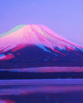 fuji mountain by Nekokan-L