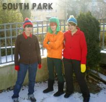 South Park Cosplay 1 by Murdoc-lein