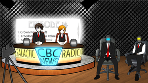 CBC Galactic Radio Episode 14 by graynote404