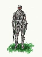 Crysis Tribute by murader191