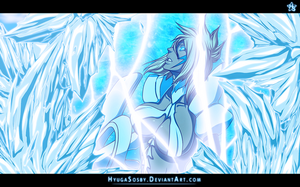 Halibel frozen by hyugasosby