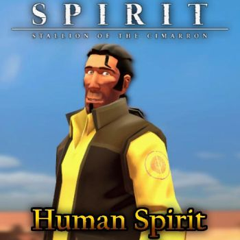 Human Spirit - Gmod Dupe Thumbnail by Gyr0TheScout
