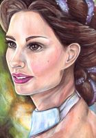 Across the Stars 1- Padme' by MissCosettePontmercy