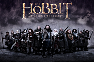 The Hobbit Wallpaper by 1love1jesus