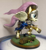 My Little Warhorse by the-LAG-master