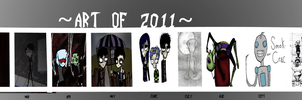 2011 Artwork by Countess-Of-Darkness