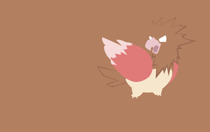 Spearow by PokeTrainerManro