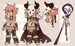Demon Hunter Adopt Auction CLOSED by rap1993