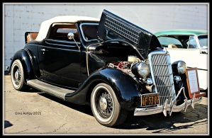 1935 Hot Rod Ford by StallionDesigns