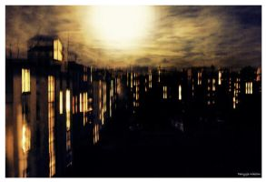 Wroclove by night by patisz