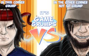 GAME GRUMPS VS by AddSomePurple