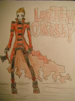 Larten Crepsley   cirque du freak by Lorenzpunk105