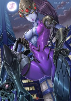 Widowmaker - Overwatch by Redjet by Redjet00