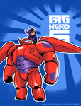 Big Hero 6 by Turbotastique