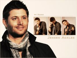 Jensen Ackles by Nadin7Angel