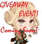 Coming Soon... GIVEAWAY EVENT BONANZA! by Evelin333