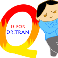 'Q' IS FOR DR. TRAN by Silverrwind