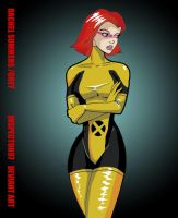 Rachel Summers/Grey by Inspector97