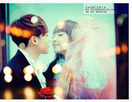 WE GOT MARRIED by RoseDumain