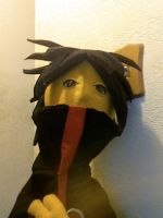 Madara puppet by MomIsMean
