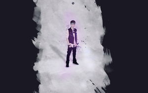 Justin Bieber // wallpaper // [ sC ] by epro-creative