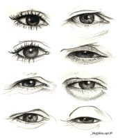 Eyes by Texelion