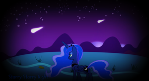 a verry Starry Starry Night by Luna-Nightmare-Moon