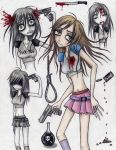 Suicide by Zombie-Pip