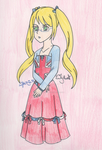 APH - Lady Britain by SwiftNinja91