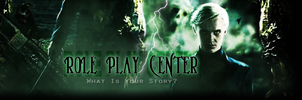 Slytherin Role Play Banner by drkay85