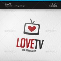 Love TV Logo by artnook