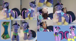 winter wrap up twilight accesories by Plushypuppystudio