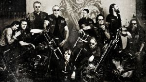 Sons of Anarchy by C3D49