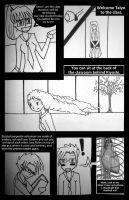Page 1 - Sun Girl by Thenextera