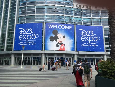 D23 Expo by darkshadow278