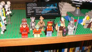 Lego Star Wars Collection Pt 15 by wingzero-01-custom