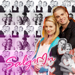 Dianna Agron and Mark Salling Blend by ricky98a