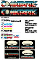 comic party identity by petipoa