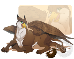 .:COMM: Griffin :. by PirateHearts