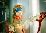 Rikku by Narga-Lifestream