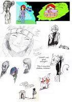 Gawd so many pictures! by Anna-Hiro