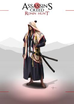 Assassin's Creed Ronin Hunt by F-B-S-Augusto