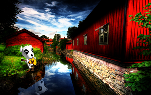 Tribute to K.K. Slider by Candido1225