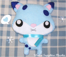 Winter Sapphire - BHTrin by Cute-Craft