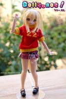 For sale Anime Custom Obitsu x Azone ooak #10 by H--neko