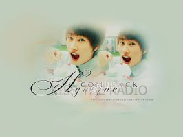 Hyukie wallie by haihachinadolls