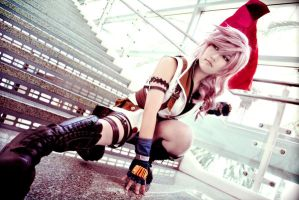 Lightning Claire Farron by Phelios123