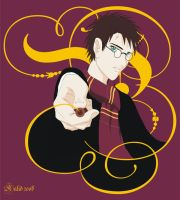 Harry Potter by Kalid-6470